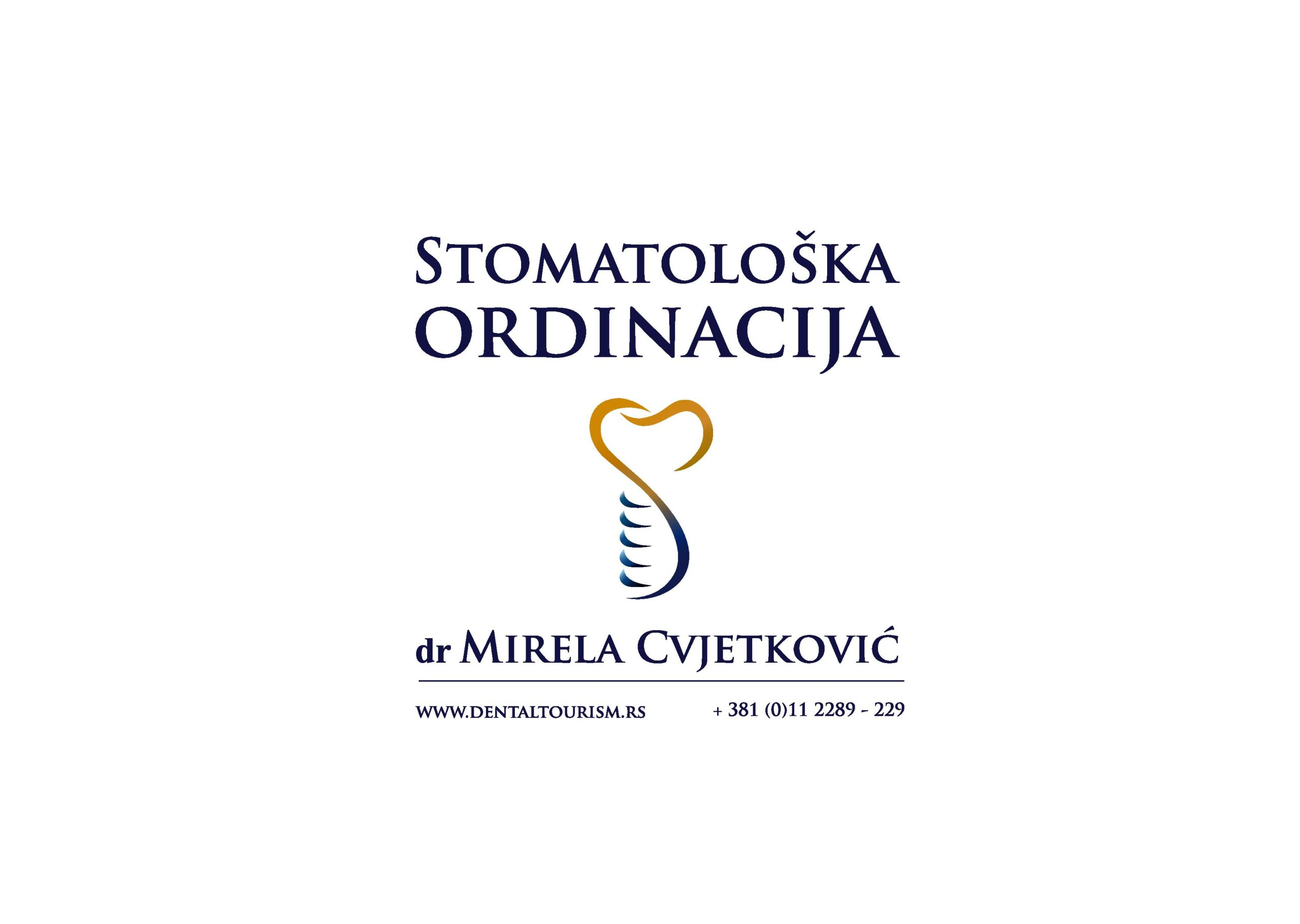 Zajedno za osmeh, Mirela Cvjetković